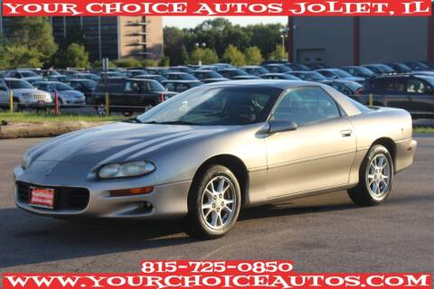 2000 Chevrolet Camaro for sale at Your Choice Autos - Joliet in Joliet IL