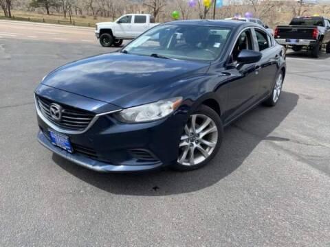 2015 Mazda MAZDA6 for sale at Lakeside Auto Brokers Inc. in Colorado Springs CO