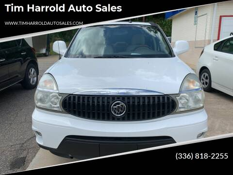 2006 Buick Rendezvous for sale at Tim Harrold Auto Sales in Wilkesboro NC
