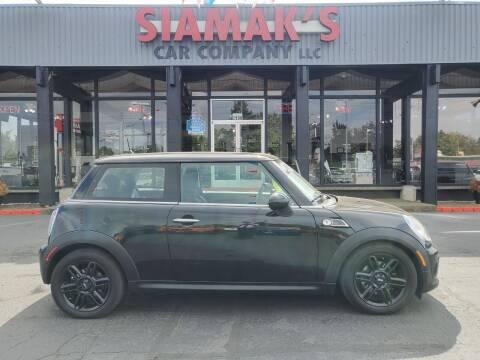2013 MINI Hardtop for sale at Siamak's Car Company llc in Salem OR