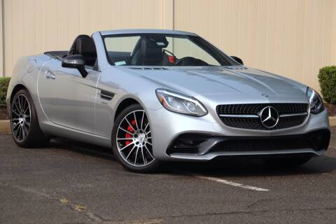 2017 Mercedes-Benz SLC for sale at Jersey Car Direct in Colonia NJ