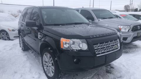 2009 Land Rover LR2 for sale at BELOW BOOK AUTO SALES in Idaho Falls ID