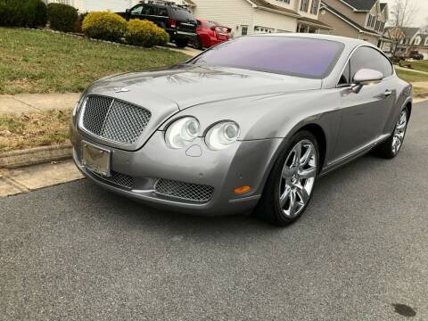 2005 Bentley Continental for sale at NJ Enterprises in Indianapolis IN