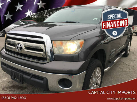 2013 Toyota Tundra for sale at Capital City Imports in Tallahassee FL
