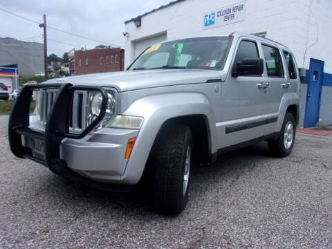 2010 Jeep Liberty for sale at Allen's Pre-Owned Autos in Pennsboro WV