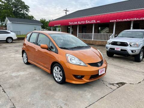 2011 Honda Fit for sale at Taylor Auto Sales Inc in Lyman SC