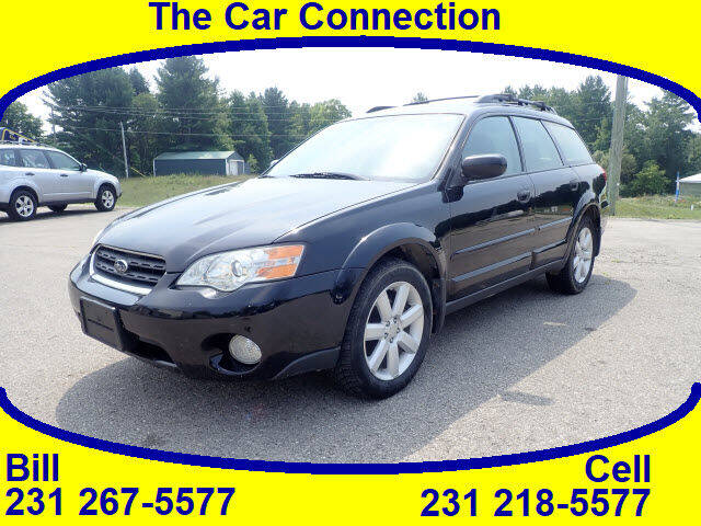 2007 Subaru Outback for sale at Car Connection in Williamsburg MI