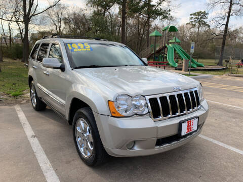 2010 Jeep Grand Cherokee for sale at B & M Car Co in Conroe TX