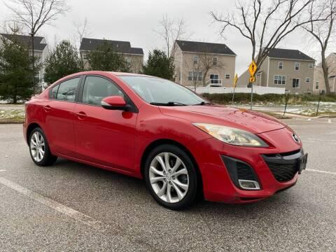 2010 Mazda MAZDA3 for sale at Godwin Motors in Laurel MD