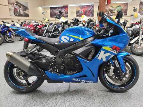 2015 Suzuki GSX-R600