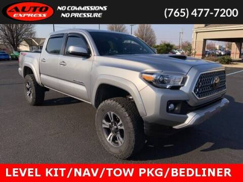 2019 Toyota Tacoma for sale at Auto Express in Lafayette IN
