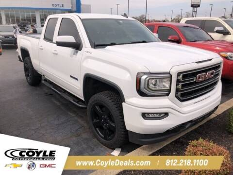 2017 GMC Sierra 1500 for sale at COYLE GM - COYLE NISSAN in Clarksville IN
