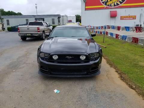 2014 Ford Mustang for sale at AUTOPLEX 528 LLC in Huntsville AL