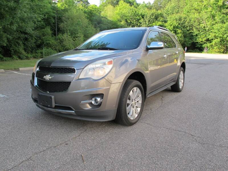 2010 Chevrolet Equinox for sale at Best Import Auto Sales Inc. in Raleigh NC