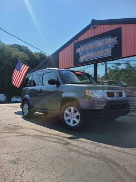 2009 Honda Element for sale at Harborcreek Auto Gallery in Harborcreek PA