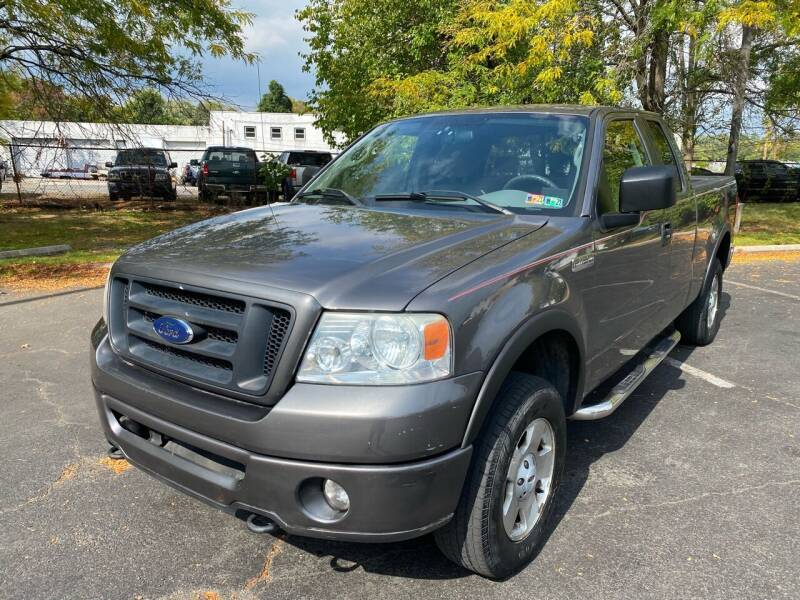 2006 Ford F-150 for sale at Car Plus Auto Sales in Glenolden PA