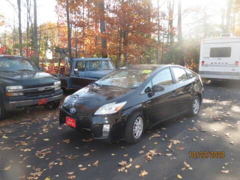 2010 Toyota Prius for sale at D & F Classics in Eliot ME