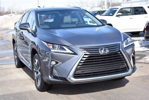 2018 Lexus RX 350 for sale at BOB ROHRMAN FORT WAYNE TOYOTA in Fort Wayne IN