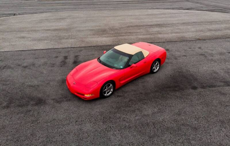 1999 Chevrolet Corvette for sale at All Collector Autos LLC in Bedford PA