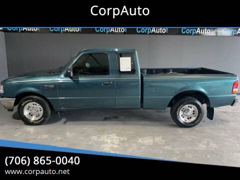 1996 Ford Ranger for sale at CorpAuto in Cleveland GA