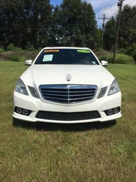 2010 Mercedes-Benz E-Class for sale at CAPITOL AUTO SALES LLC in Baton Rouge LA