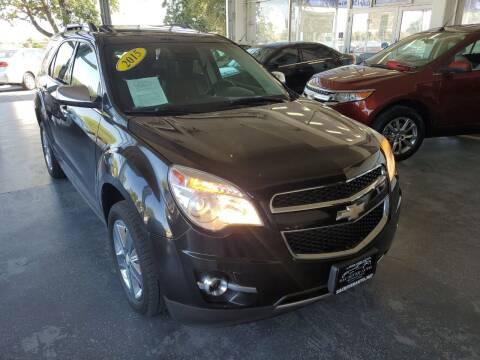 2015 Chevrolet Equinox for sale at Sac River Auto in Davis CA