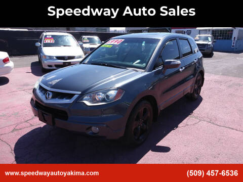 2007 Acura RDX for sale at Speedway Auto Sales in Yakima WA