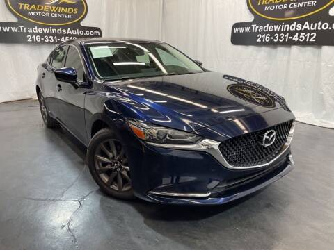 2018 Mazda MAZDA6 for sale at TRADEWINDS MOTOR CENTER LLC in Cleveland OH