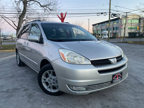 2005 Toyota Sienna for sale at JerseyMotorsInc.com in Teterboro NJ