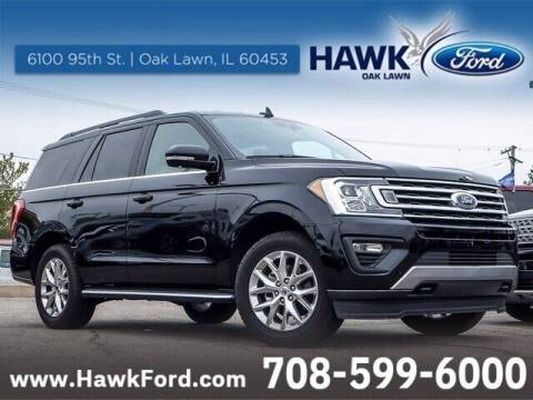 2020 Ford Expedition for sale at Hawk Ford of Oak Lawn in Oak Lawn IL