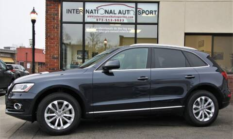 2015 Audi Q5 for sale at INTERNATIONAL AUTOSPORT INC in Pompton Lakes NJ