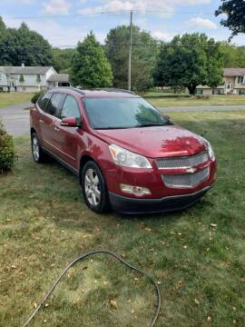 2011 Chevrolet Traverse for sale at Alpine Auto Sales in Carlisle PA