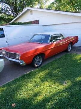 1968 Ford Galaxie 500 for sale at Classic Car Deals in Cadillac MI