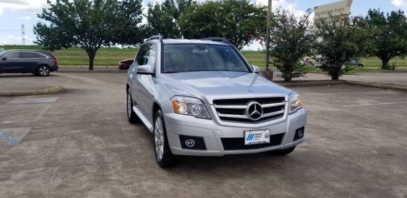 2010 Mercedes-Benz GLK for sale in Houston, TX