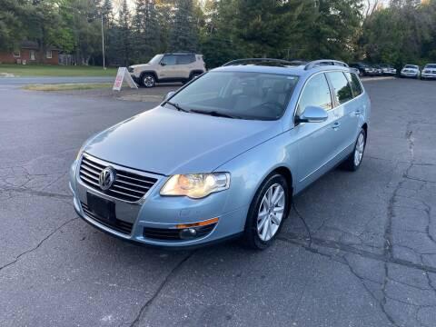 2007 Volkswagen Passat for sale at Northstar Auto Sales LLC in Ham Lake MN