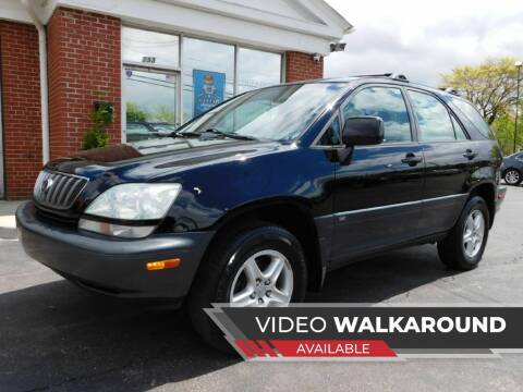 2001 Lexus RX 300 for sale at Delaware Auto Sales in Delaware OH