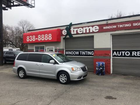 2012 Chrysler Town and Country for sale at Extreme Auto Sales in Plainfield IN