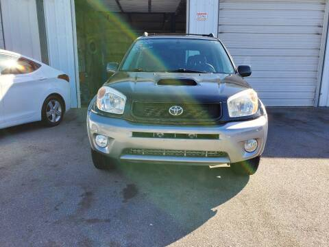 2005 Toyota RAV4 for sale at DISCOUNT AUTO SALES in Johnson City TN