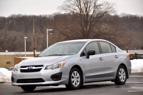 2013 Subaru Impreza for sale at T CAR CARE INC in Philadelphia PA