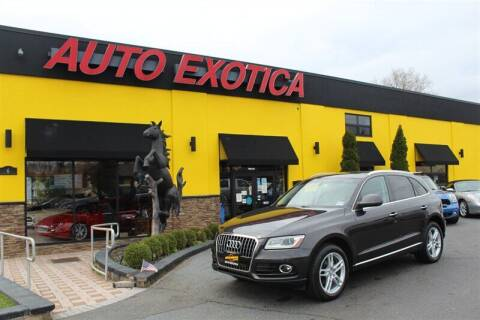 2015 Audi Q5 for sale at Auto Exotica in Red Bank NJ