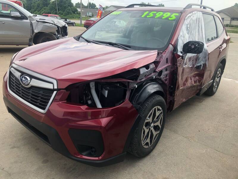 2020 Subaru Forester for sale at Don's Sport Cars in Hortonville WI
