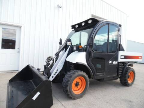 2007 Bobcat TOOLCAT 5600 for sale at KJR Motors LLC in West Fargo ND