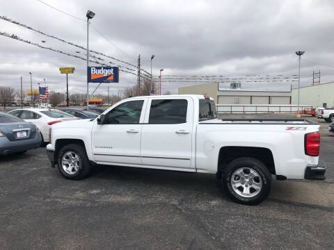 2014 Chevrolet Silverado 1500 for sale at BUDGET CAR SALES in Amarillo TX