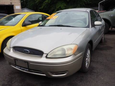 2007 Ford Taurus for sale at Budget Auto Sales & Services in Havre De Grace MD