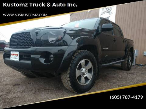 2005 Toyota Tacoma for sale at Kustomz Truck & Auto Inc. in Rapid City SD