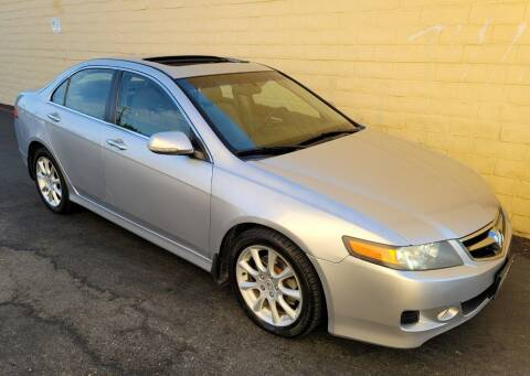 2006 Acura TSX for sale at Cars To Go in Sacramento CA