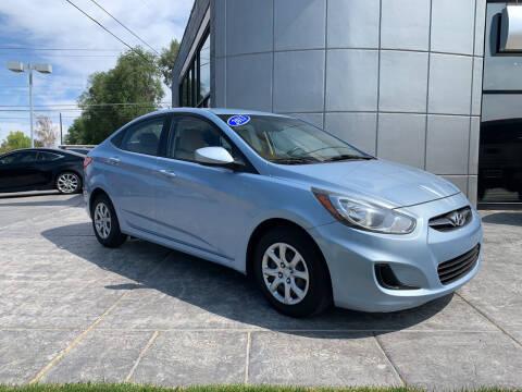 2013 Hyundai Accent for sale at Berge Auto in Orem UT