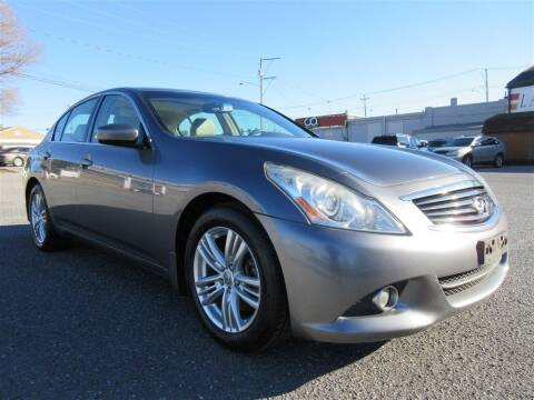 2012 Infiniti G37 Sedan for sale at Cam Automotive LLC in Lancaster PA