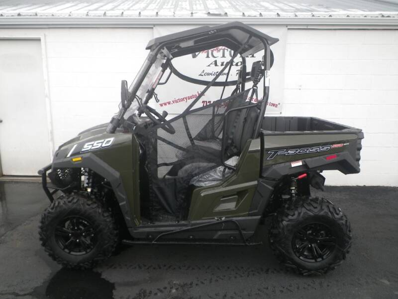 2021 Massimo T BOSS 550 for sale at VICTORY AUTO in Lewistown PA