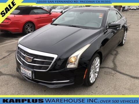 2015 Cadillac ATS for sale at Karplus Warehouse in Pacoima CA